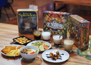 Foto review Maple Board Game Cafe oleh instagram : kohkuliner 1
