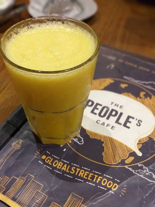 Foto 4 - Makanan(Sunny Orange) di The People's Cafe oleh Qorry Ayuni