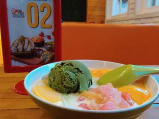 Foto 2 - Makanan(C6 + matcha ice cream) di Fat Bubble oleh Rahmi Febriani