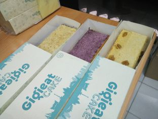 Foto review Gigieat Cake oleh D L 2