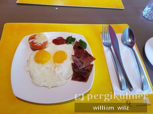 Foto review The Square - Hotel Novotel Tangerang oleh William Wilz 4
