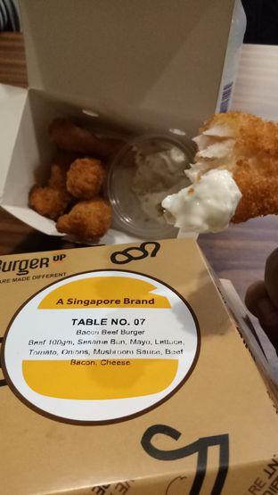 Foto 3 - Makanan di BurgerUP oleh Yovita Windy