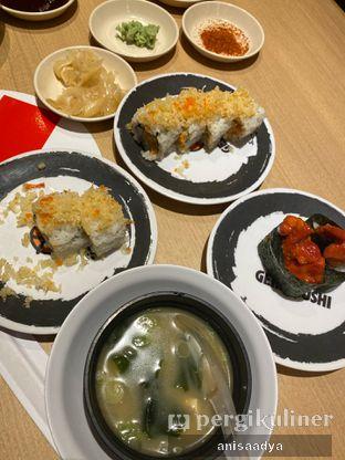 Foto 2 - Makanan di Genki Sushi oleh Anisa Adya
