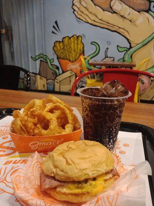 Foto 1 - Makanan di Smack Burger oleh Fensi Safan