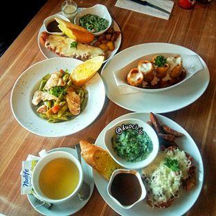 Foto 6 - Makanan di B'Steak Grill & Pancake oleh duocicip
