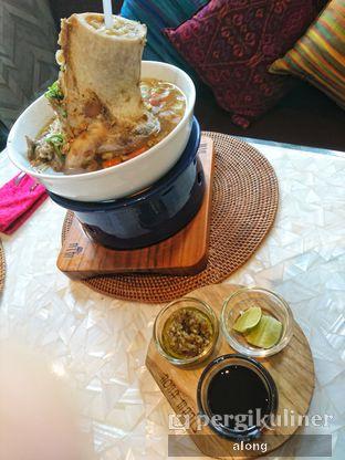 Foto 2 - Makanan(SUP SUMSUM ) di Nona Manis oleh #alongnyampah