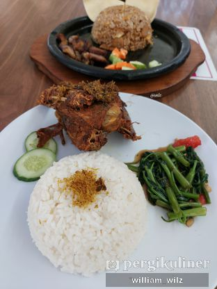 Foto review Kangkung Bakar oleh William Wilz 3