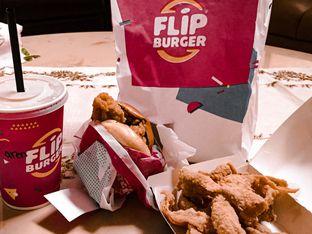 Foto - Makanan di Flip Burger oleh Jovanka Rachel