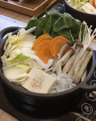 Foto 2 - Makanan(Shin Wagyu Rousou Set (IDR 134k) ) di Isshin oleh Renodaneswara @caesarinodswr