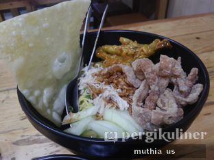 Foto review Cwie Mie 87 oleh Muthia US 2