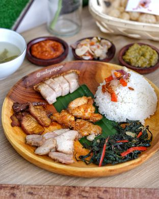 Foto 4 - Makanan di Nedhise'i oleh om doyanjajan
