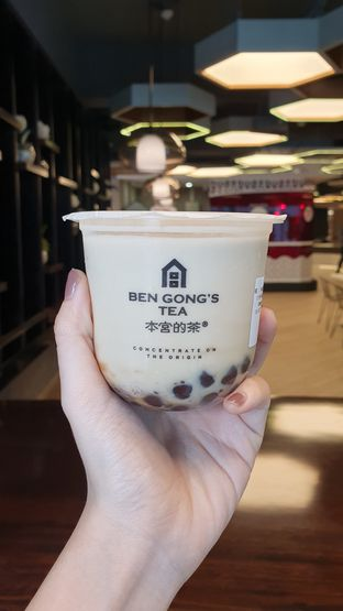Foto review Ben Gong's Tea oleh Naomi Suryabudhi 2