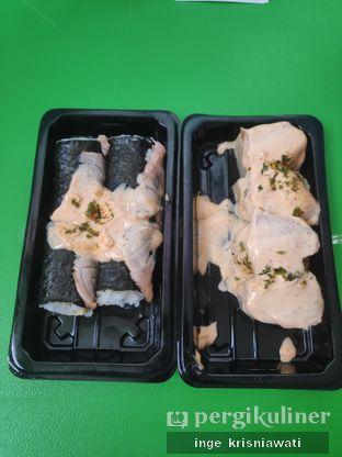 Foto 1 - Makanan(Fuji Roll) di Sushi Tei oleh Inge Inge