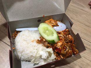 Foto 3 - Makanan di Kakkk Ayam Geprek oleh FebTasty  (Feb & Mora)