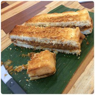Foto 1 - Makanan(Kaya Toast) di OFF Koffee.Kaya oleh lanisyah