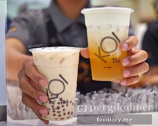 Foto review KOI The oleh @foodiaryme | Khey & Farhan 1