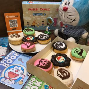 Foto 1 - Makanan di Mister Donut oleh Levina JV (IG : levina_eat )