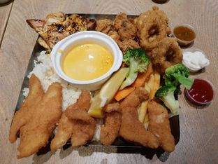 Foto - Makanan di The Manhattan Fish Market oleh Kezia Tiffany