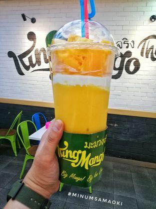 Foto 1 - Makanan di King Mango Thai oleh @makansamaoki