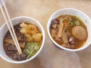 Foto 3 - Makanan di Hajime Ramen Express oleh Lely08