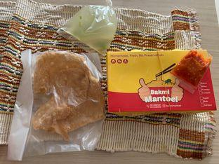 Foto 1 - Makanan di Bakmi Mantoel oleh Deasy Lim