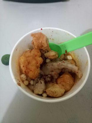 Foto 2 - Makanan di Baso Aci Akang oleh achyusrina