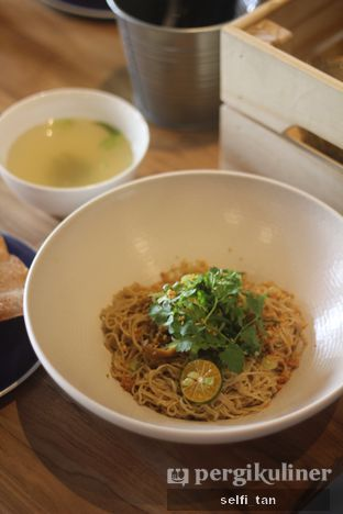 Foto 1 - Makanan di Warung Bakmi Mpek Tjoen oleh Selfi Tan