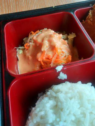 Foto 3 - Makanan(Beef Original Bento (IDR 36k) ) di Gokana oleh Renodaneswara @caesarinodswr