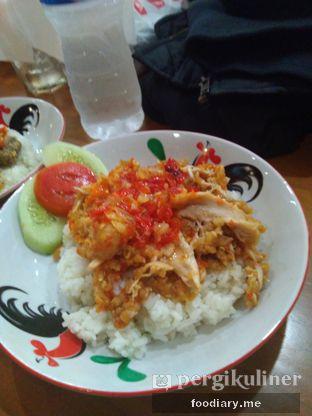 Foto review Geprek Ningrat oleh @foodiaryme | Khey & Farhan 3