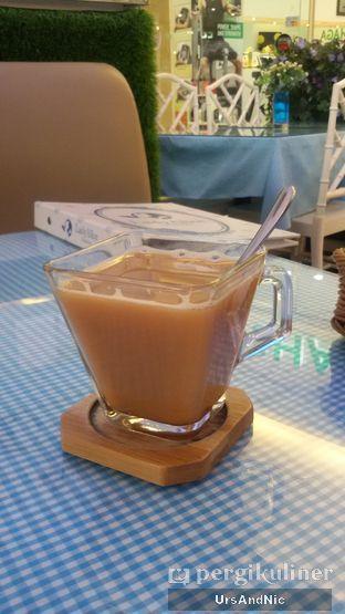 Foto 5 - Makanan(Ginger Milk tea) di Lady Alice Tea Room oleh UrsAndNic