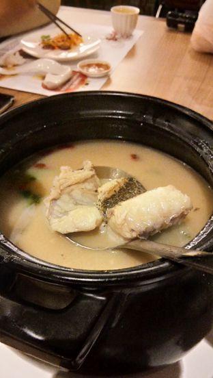 Foto 3 - Makanan(Sup Sapo Tahu Ikan Kerapu) di The Grand Ni Hao oleh Komentator Isenk
