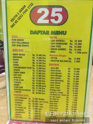 Foto review Kedai Mancing Ikan Bakar Khas Makassar oleh Suci Puspa Hagemi 4