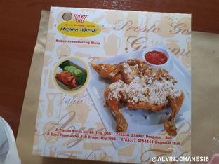Foto review Ayam Tulang Lunak Hayam Wuruk oleh Alvin Johanes  1
