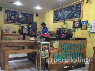 Foto 5 - Interior di Soto Ayam Hartono oleh #alongnyampah
