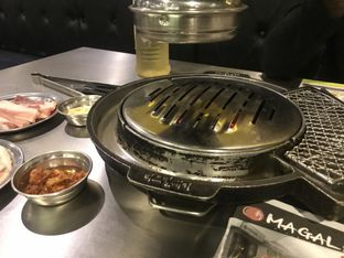 Foto review Magal Korean BBQ oleh Christalique Suryaputri 5
