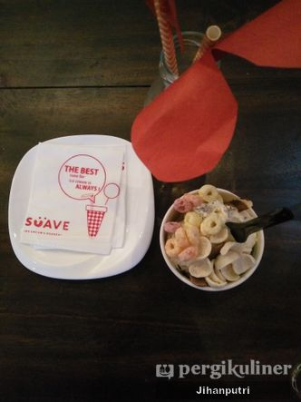 Foto Makanan di Suave