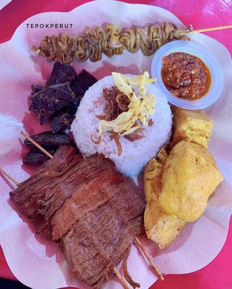 Foto Makanan di Nasi Uduk Pak Agus