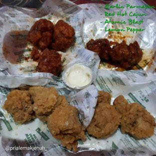 Foto 2 - Makanan di Wingstop oleh Pria Lemak Jenuh