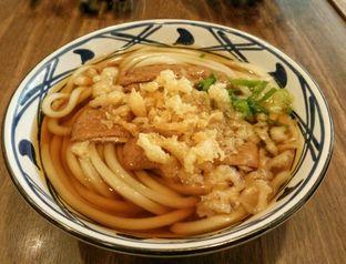 Foto 10 - Makanan(Kitsune udon) di Marugame Udon oleh chiangvero