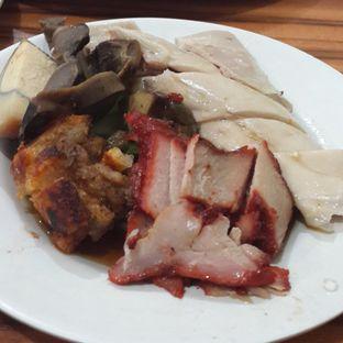 Foto 1 - Makanan di Apollo Nasi Ayam Hainam oleh Yashinta