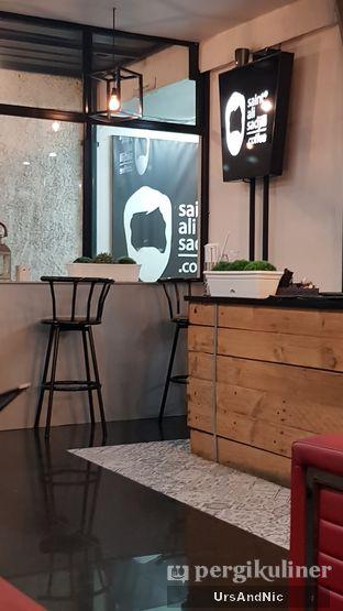 Foto 8 - Interior di Saint Ali Sadjili Coffee oleh UrsAndNic