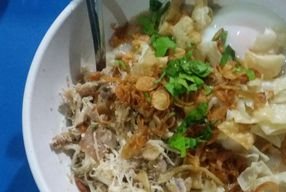 Foto Bubur Ayam Jakarta Mang Endut