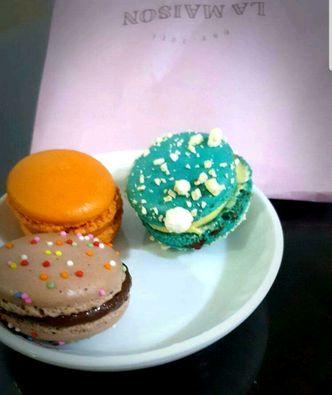 Foto Makanan di La Maison
