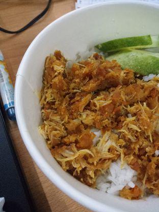 Foto 2 - Makanan di Ayam Keprabon Express oleh Novia Magdalena