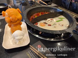 Foto 2 - Makanan di High Style Hotpot oleh Debora Setopo