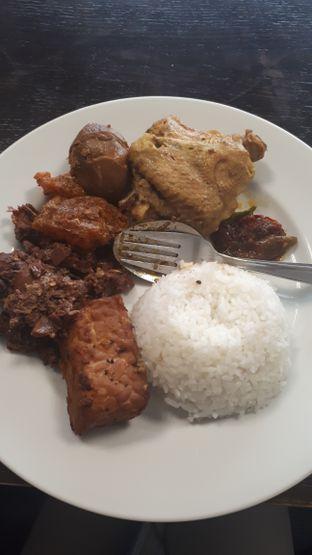 Foto - Makanan di Gudeg Yogya Ibu Hani oleh @semangkukbakso