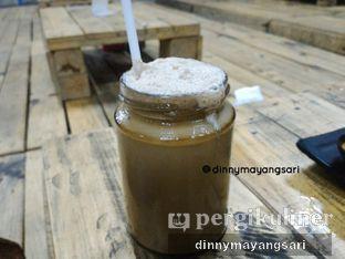 Foto 3 - Makanan(Es Kopi Tarik) di Kedai Pendaki oleh dinny mayangsari