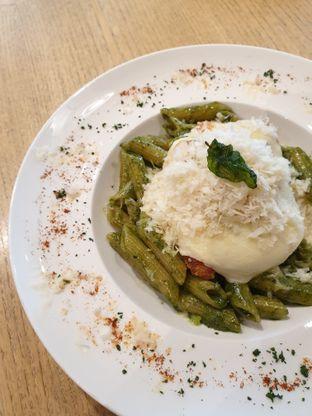 Foto 1 - Makanan(Chicken Parmigiana Pasta ) di Kitchenette oleh Henny Adriani