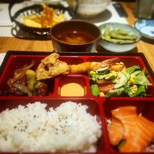 Foto - Makanan(Beef Teriyaki Bento) di Izakaya Kai oleh Eric  @ericfoodreview