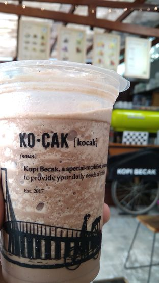 Foto 1 - Makanan di KOCAK (Kopi Becak) oleh Agung prasetyo